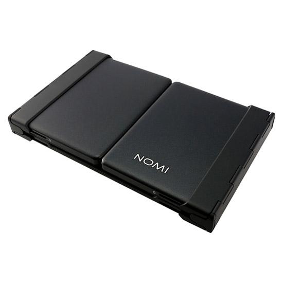 Клавіатура бездротова NOMI KBB-303 Black (245402)
