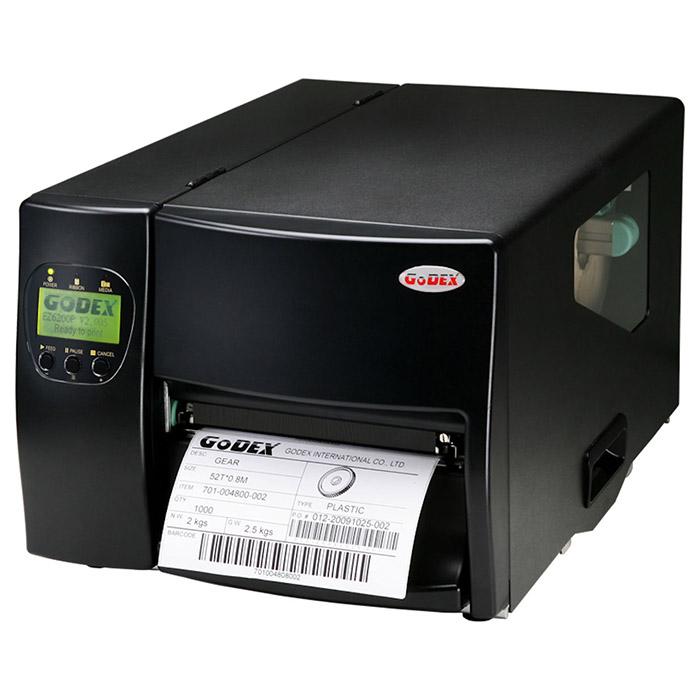 Принтер етикеток GODEX EZ6300 Plus