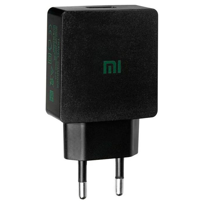 Зарядное устройство XIAOMI YJ-06 Black + Micro-USB Cable (59067)