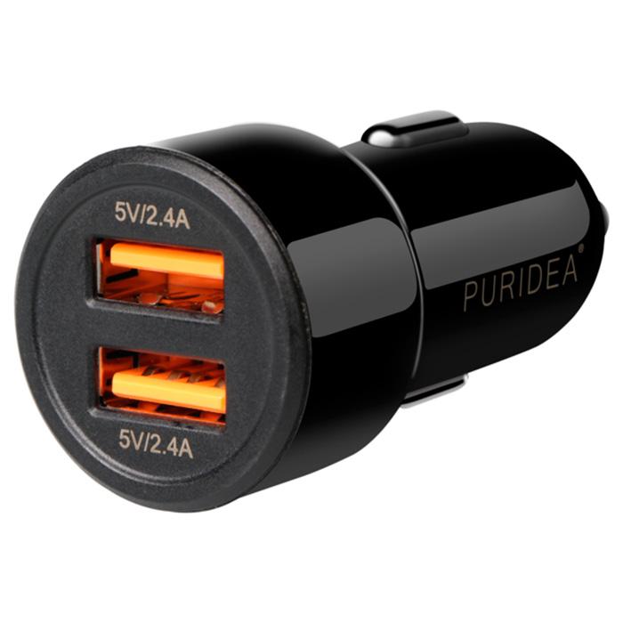 Автомобильное зарядное устройство PURIDEA CC02