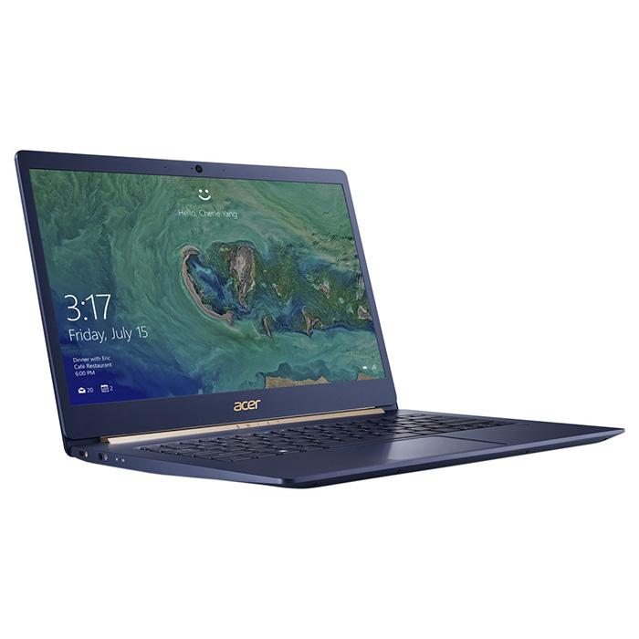 Ноутбук ACER Swift 5 SF514-53T-74WQ Charcoal Blue (NX.H7HEU.011)