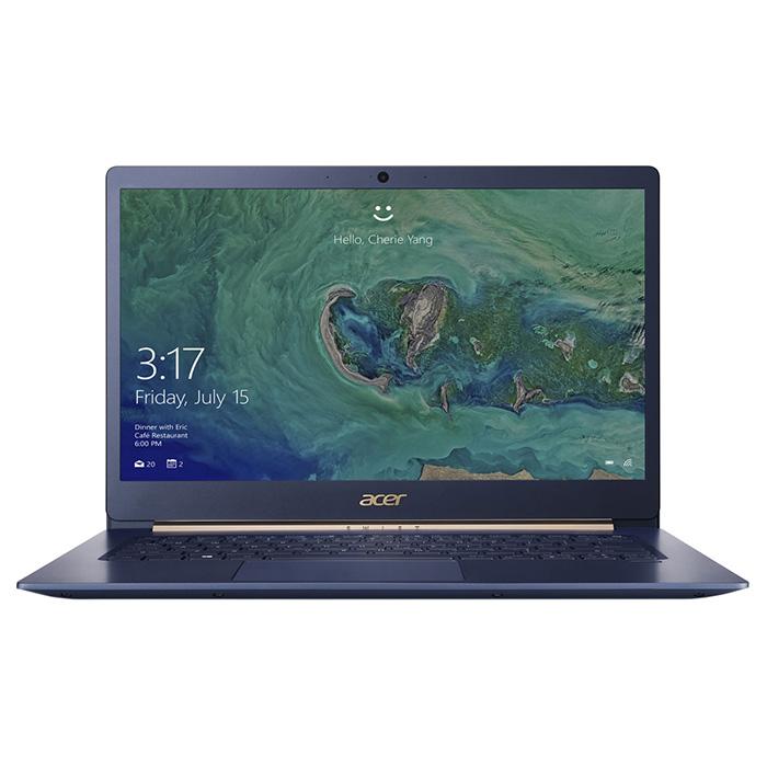 Ноутбук ACER Swift 5 SF514-53T-78ZD Charcoal Blue (NX.H7HEU.008)