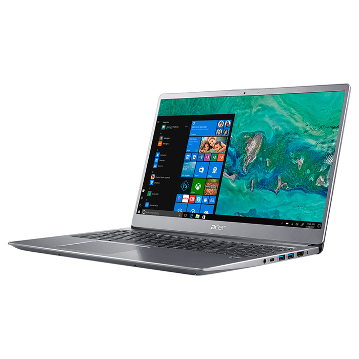 Ноутбук ACER Swift 3 SF315-52G Sparkly Silver (NX.GZAEU.037)