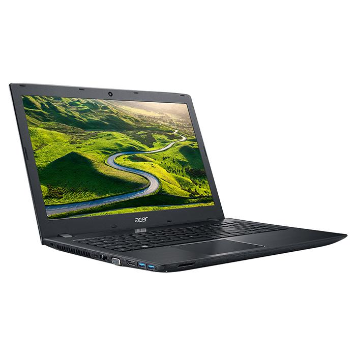 Ноутбук ACER Aspire E5-576-342H Obsidian Black (NX.GRSEU.032)