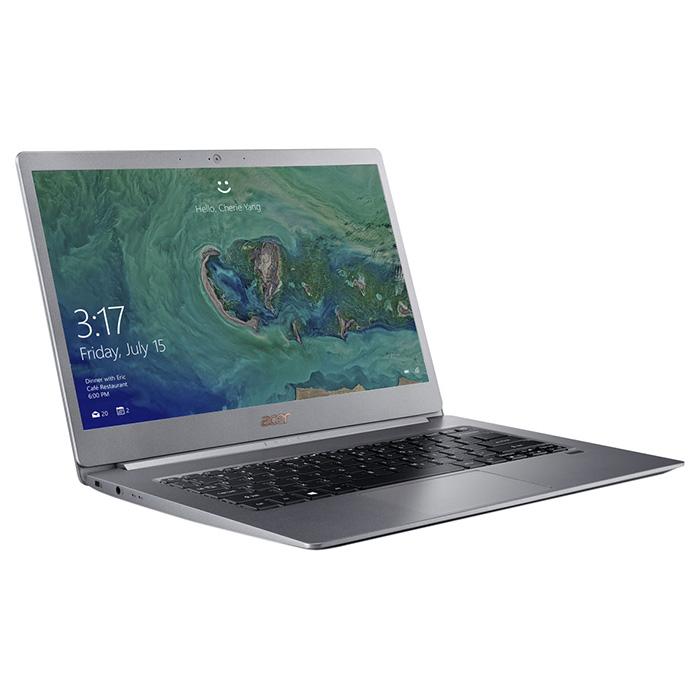 Ноутбук ACER Swift 5 SF514-53T-59MH Steel Gray (NX.H7KEU.006)