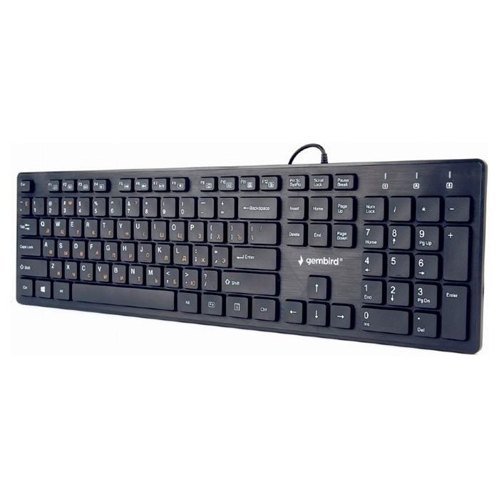 Клавіатура GEMBIRD KB-MCH-03-RU
