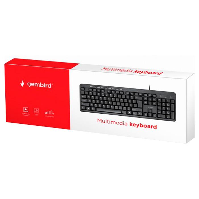 Клавіатура GEMBIRD KB-UM-106-RU