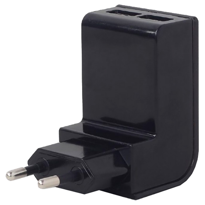 Зарядное устройство ENERGENIE EG-U2C2A-02