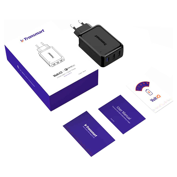 Зарядное устройство TRONSMART W3PTA (210778)