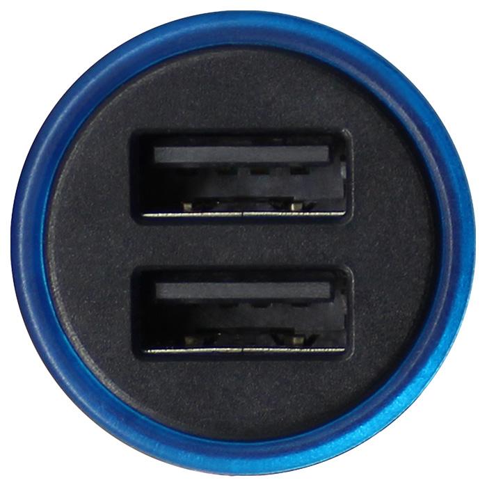Автомобильное зарядное устройство GRAND-X CH-06