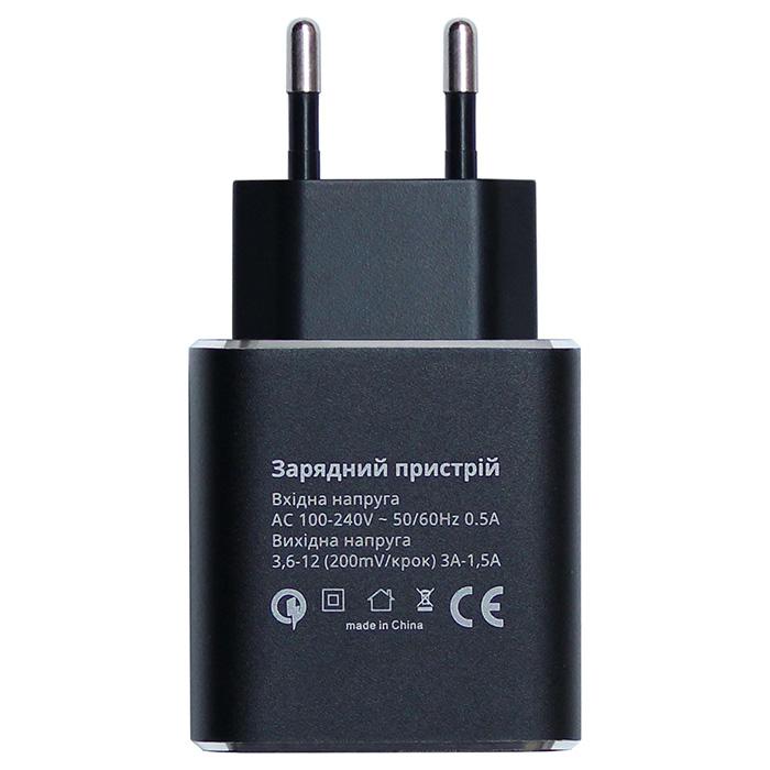 Зарядное устройство GRAND-X CH-750 Black
