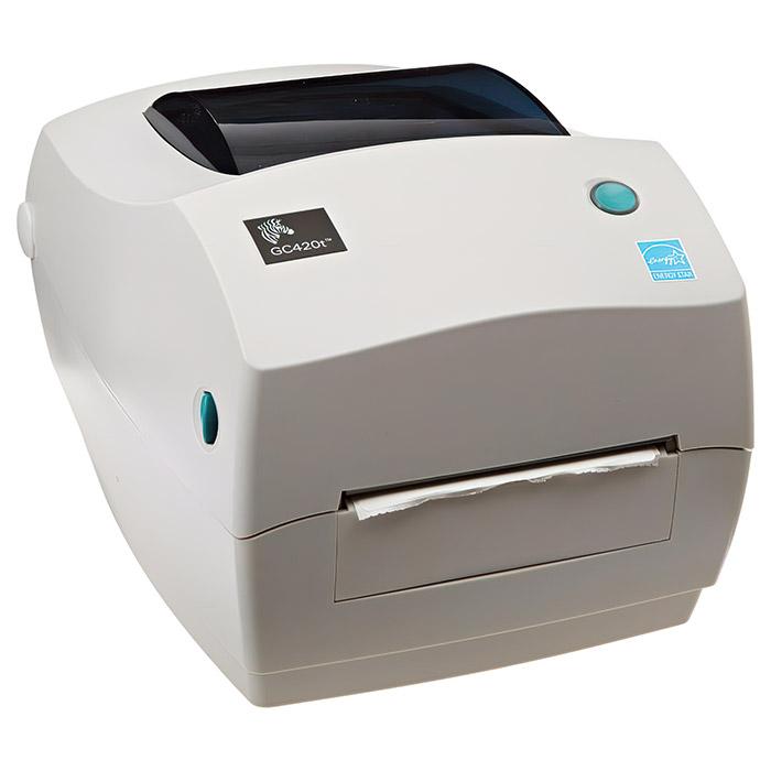 Принтер етикеток ZEBRA GC420t USB/COM (GC420-100520-000)