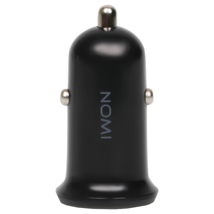 Автомобильное зарядное устройство NOMI CC05232 (442114)
