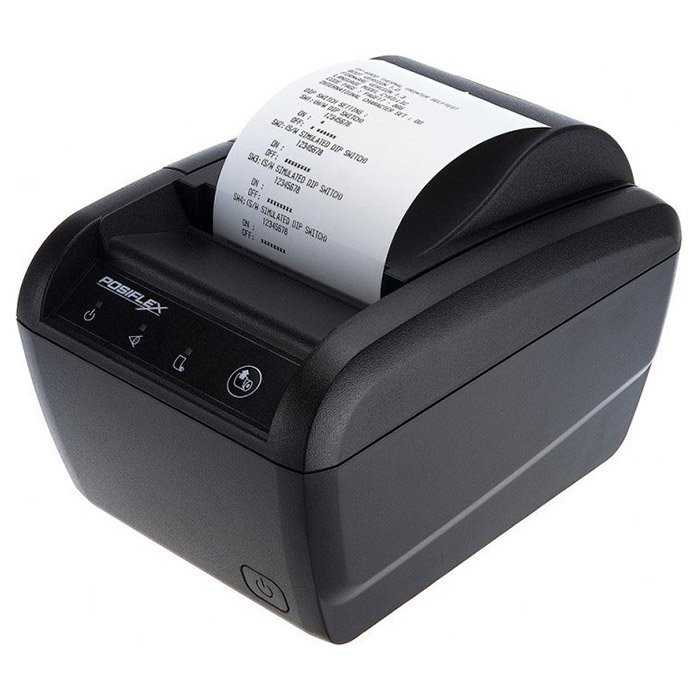 Принтер чеків POSIFLEX Aura-6900 Black USB (AURA-6900U-B)
