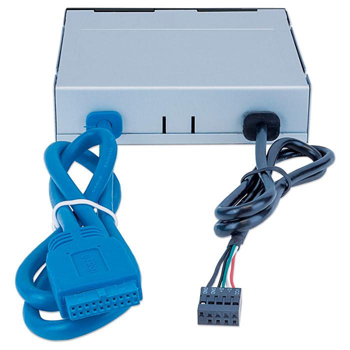 Кардридер внутренний MANHATTAN Multi-Card Reader/Writer (101967)
