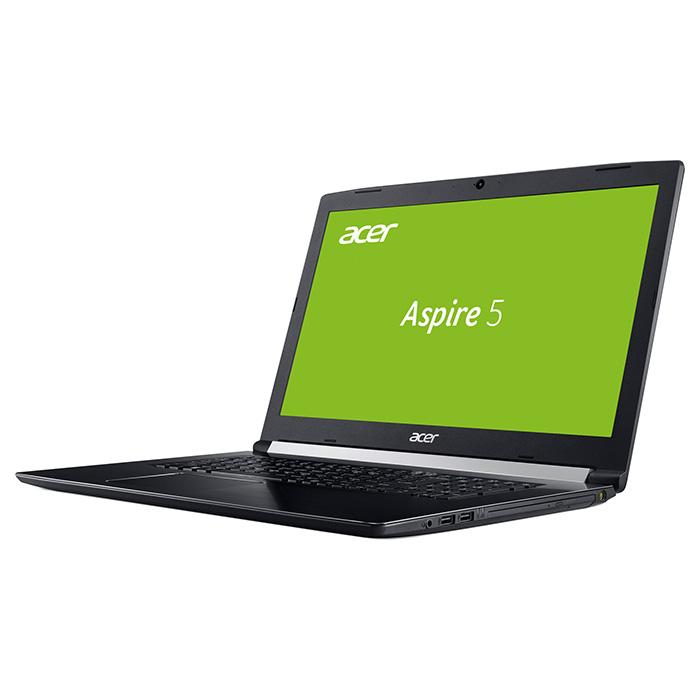 Ноутбук ACER Aspire 5 A517-51-317P Obsidian Black (NX.H9FEU.002)