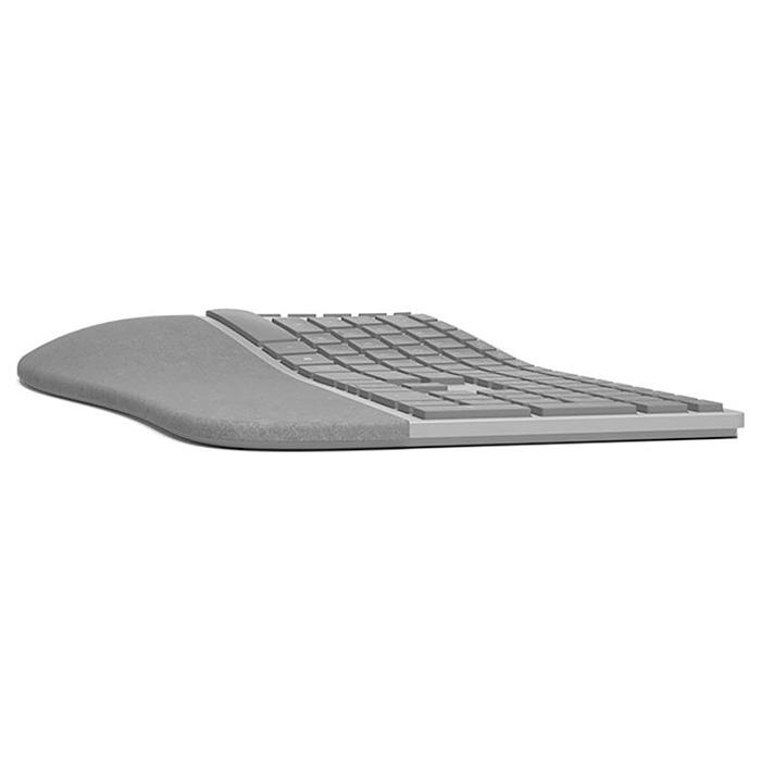 Клавіатура бездротова MICROSOFT Surface Ergonomic Keyboard (3RA-00022/3SQ-00008)