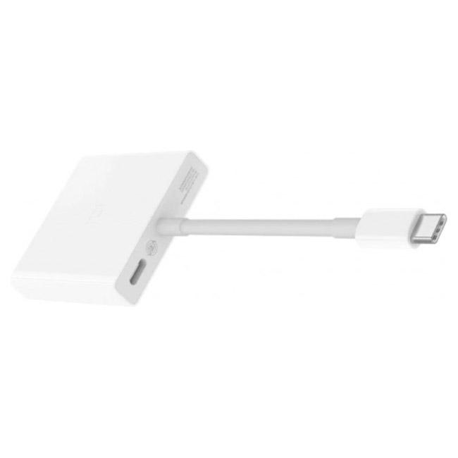 Порт-реплікатор XIAOMI USB-C to HDMI Multi Function Adapter (JYU4309CN)