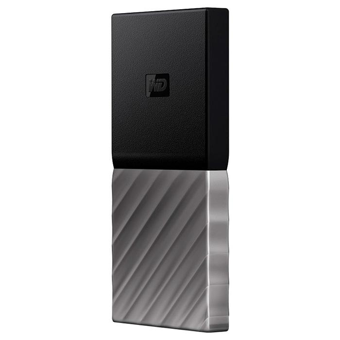 Портативный SSD WD My Passport 256GB (WDBKVX2560PSL-WESN)