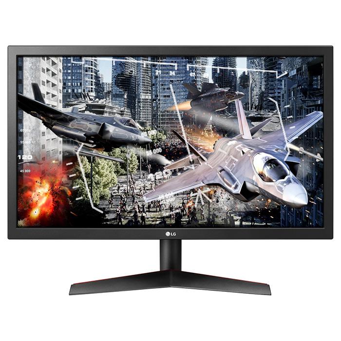 Монітор LG UltraGear 24GL600F-B