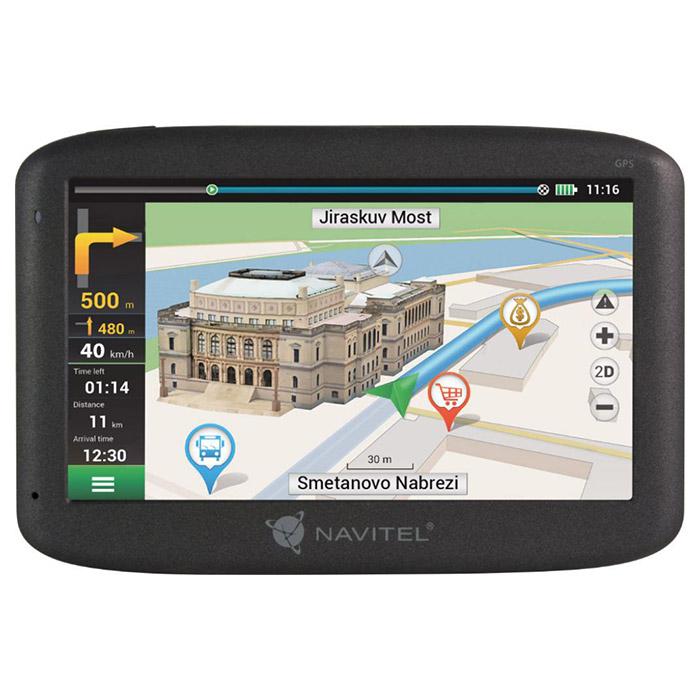 GPS навигатор NAVITEL E500 (Navitel)