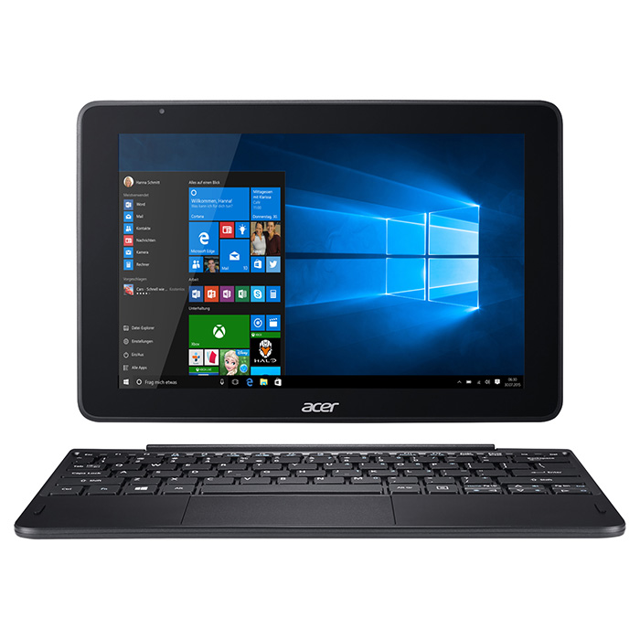 Ноутбук ACER One 10 Pro S1003P-179H Shale Black (NT.LEDEU.010)