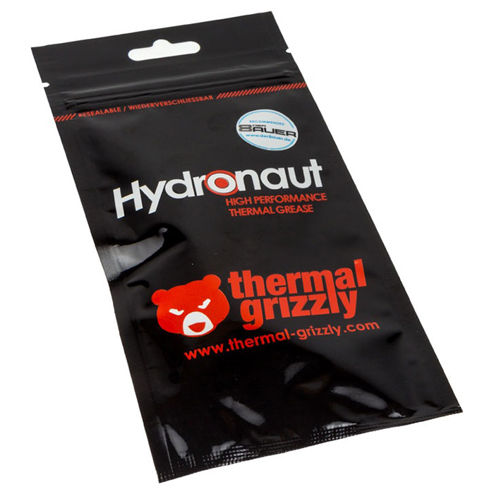 Термопаста THERMAL GRIZZLY Hydronaut 1g (TG-H-001-RS)