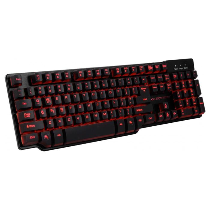 Клавіатура ESPERANZA EGK601 Red (EGK601UA)