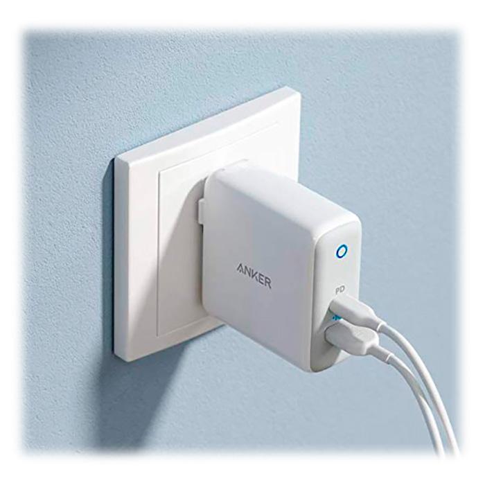 Зарядное устройство ANKER PowerPort II PD + PowerIQ (A2321L21)