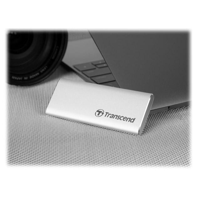 Портативный SSD TRANSCEND ESD240C 120GB (TS120GESD240C)