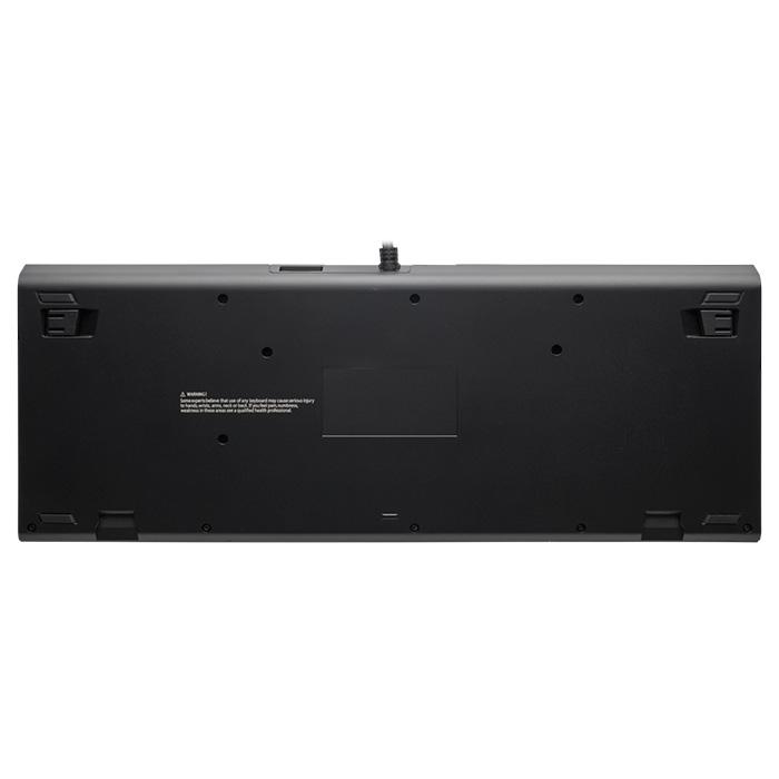 Клавіатура CORSAIR Strafe RGB MK.2 Cherry MX Red RU (CH-9104110-RU)