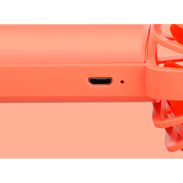 Вентилятор портативный XIAOMI VH Portable Handheld Fan Orange