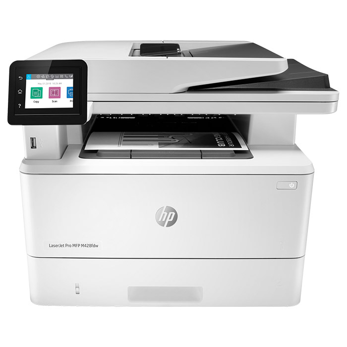БФП HP LaserJet Pro M428fdw (W1A30A)
