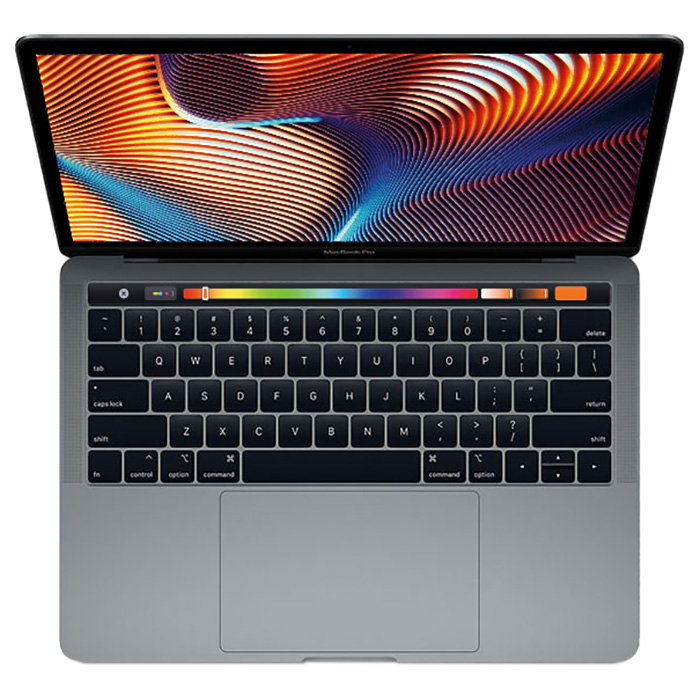 "Ноутбук APPLE A1989 MacBook Pro 13"" Touch Bar Space Gray (Z0WQ000ES)"