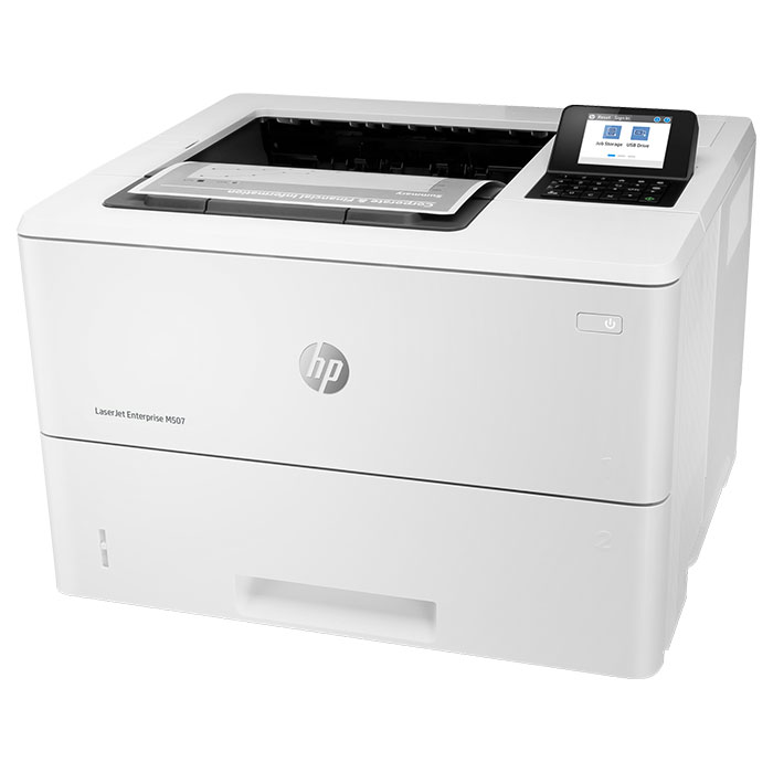 Принтер HP LaserJet Enterprise M507dn (1PV87A)