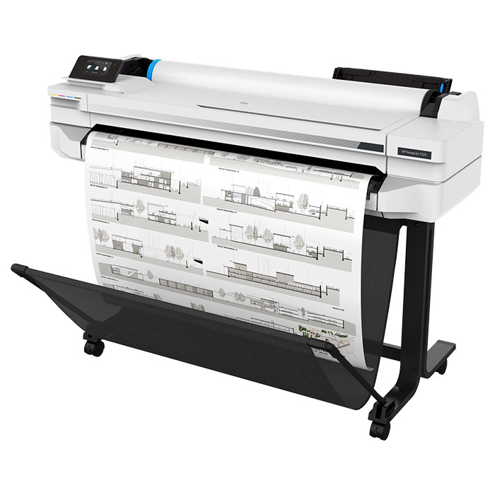 "Широкоформатний принтер 36"" HP DesignJet T525 (5ZY61A)"