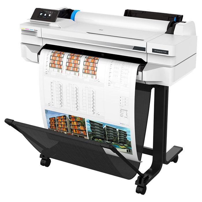 "Широкоформатний принтер 24"" HP DesignJet T530 (5ZY60A)"