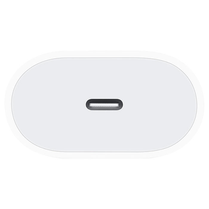 Зарядное устройство APPLE A1696 18W USB-C Power Adapter (MU7V2ZM/A)