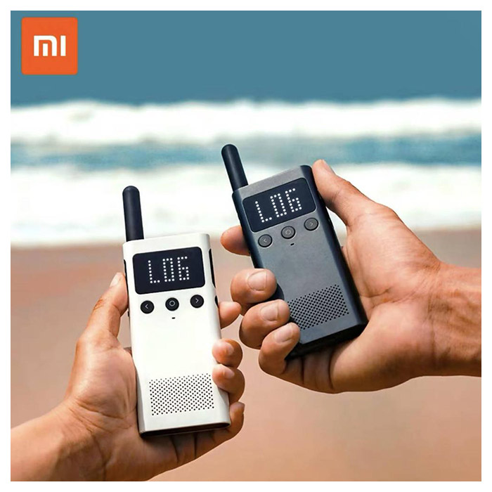 Рация XIAOMI MIJIA Walkie Talkie 1S Dark Blue