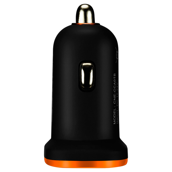Автомобильное зарядное устройство CANYON CNE-CCA01 Black