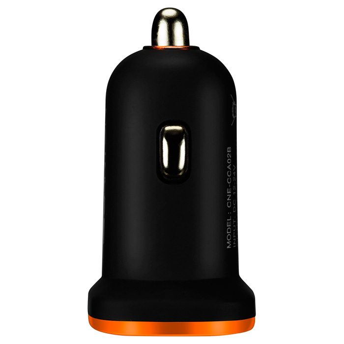 Автомобильное зарядное устройство CANYON CNE-CCA02 Black
