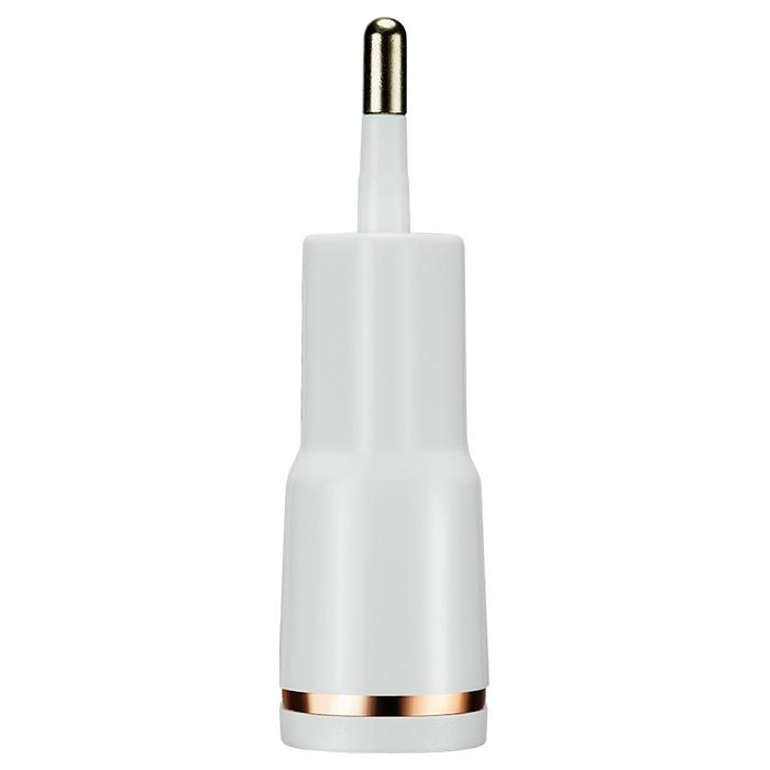 Зарядное устройство CANYON CNE-CHA01 White/Rose Gold