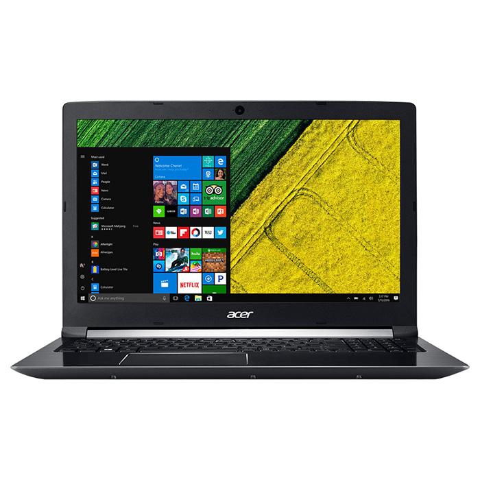 Ноутбук ACER Aspire 7 A715-72G-53V7 Obsidian Black (NH.GXCEU.060)