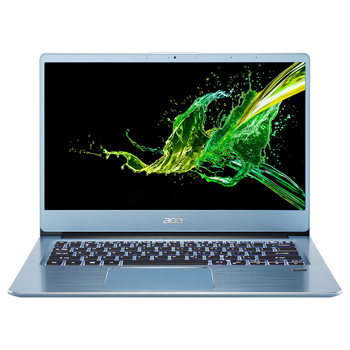 Ноутбук ACER Swift 3 SF314-41 Blue (NX.HFEEU.026)