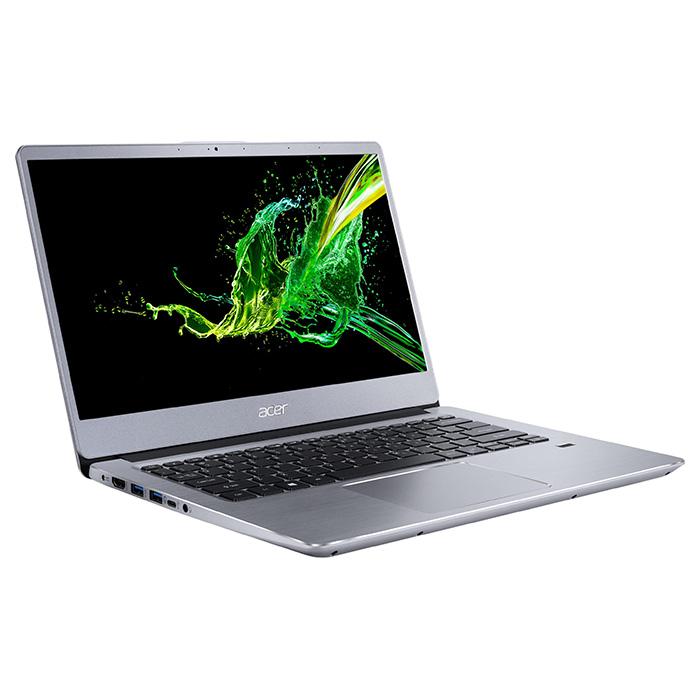 Ноутбук ACER Swift 3 SF314-41-R6RP Sparkly Silver (NX.HFDEU.008)