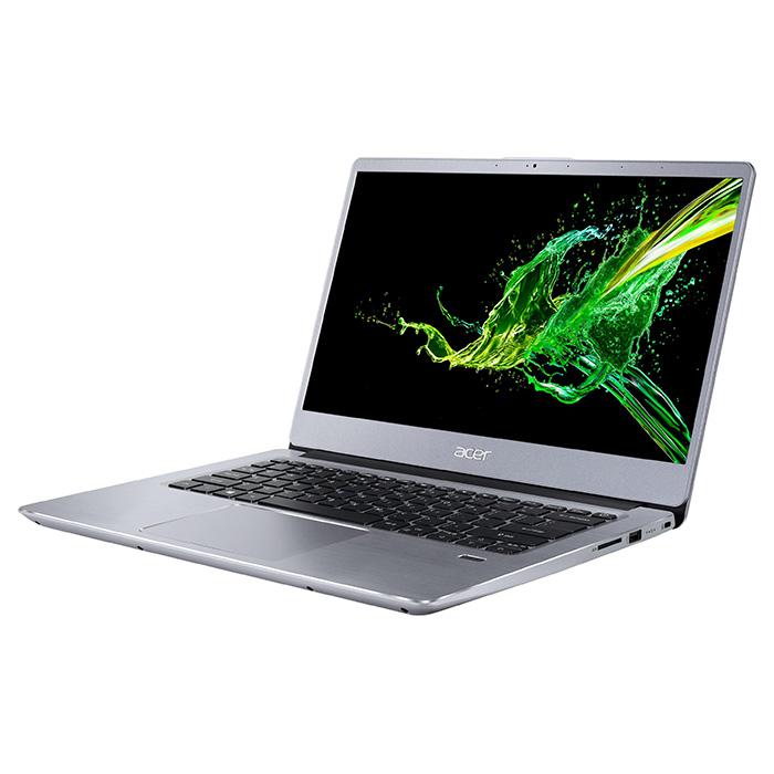 Ноутбук ACER Swift 3 SF314-41 Silver (NX.HFDEU.012)