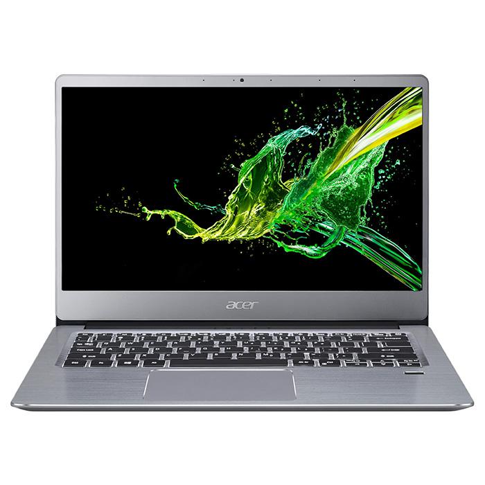 Ноутбук ACER Swift 3 SF314-41 Silver (NX.HFDEU.032)