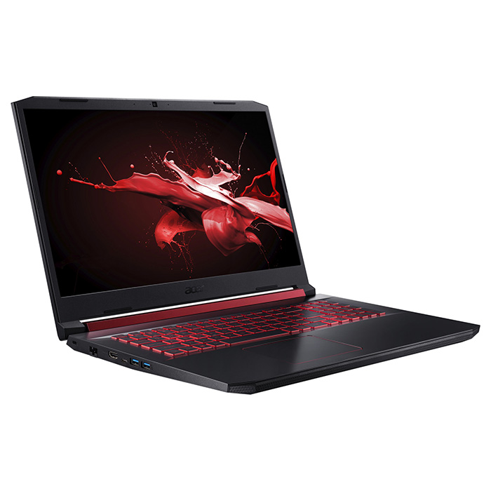 Ноутбук ACER Nitro 5 AN517-51-5712 Black (NH.Q5CEU.029)