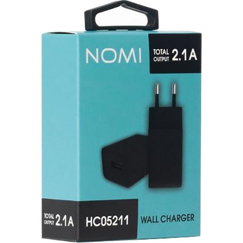 Зарядное устройство NOMI HC05211 Black (481611)