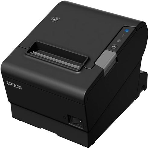 Принтер чеків EPSON TM-T88VI Black (C31CE94112)